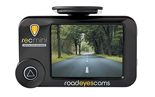 ROAD EYES - FHN11RE- Rec Mini Dashcam
