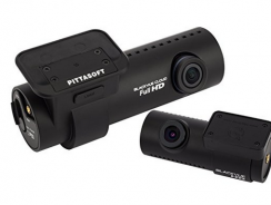 DR650S-2CH 16Go Dashcam Camera Connectée